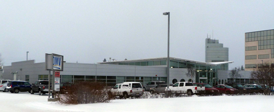 Anchorage Division Of Motor Vehicles Department Of Administration State Of Alaska