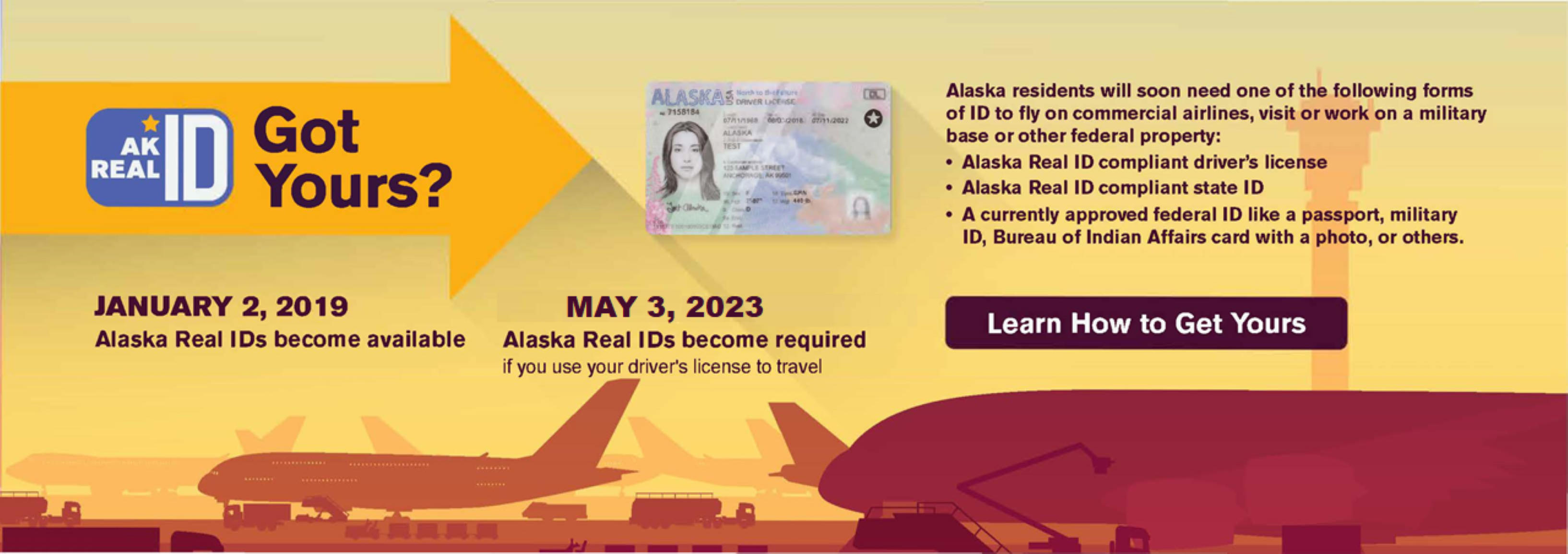 REAL ID Graphic