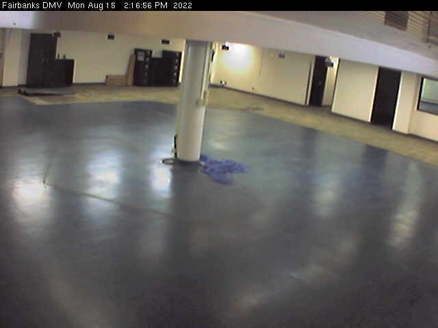 Customer Wait Times & Web Cameras, Division of Motor Vehicles